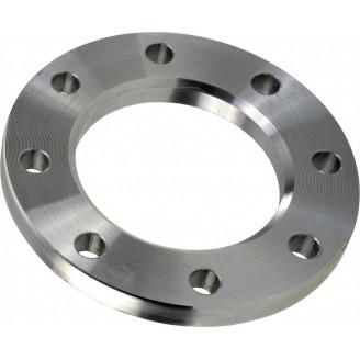 Фланец 100/110 pn 10 под втулку ПЭ стальной