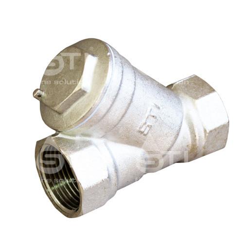 Фильтр сетчатый латунный 25 STI