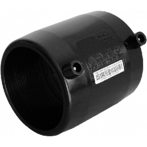 Муфта D140 ПЭ100 SDR11 электросварная полиэтиленовая