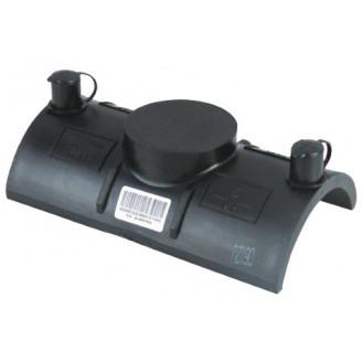 Ремонтная седельная накладка 110 пнд электросварная