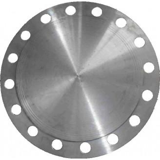 Заглушка фланцевая 350 ру 10 стальная атк 24.200 02 90