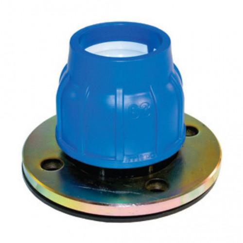 50х1 1/2 Фланцевое соединение компрессионное ПНД