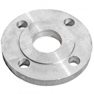 Фланец 20 ру 10 стальной приварной плоский ГОСТ 12820 80