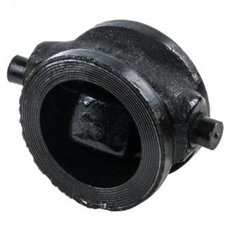 Клапан 100 19ч21бр обратный поворотный однодисковый межфланцевый