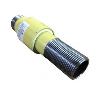 ГИС сгон 25 газовое изолирующее соединение резьбовое