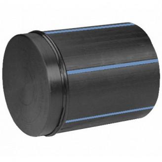 Заглушка 250 ПЭ100 SDR 26 сварная сегментная полиэтиленовая
