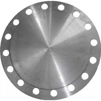 Заглушка фланцевая 450 ру 10 стальная атк 24.200 02 90
