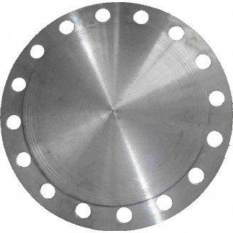 Заглушка 450 ру 16 фланцевая стальная атк 24.200 02 90