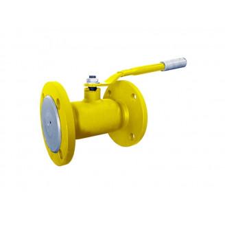 Кран 50 PN16 КШГ шаровой стальной фланцевый газовый